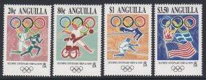 944-47 Summer Olympics MNH