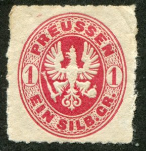 Prussia Sc.# 17  MLH*