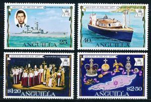 Anguilla #271-274 Set of 4 MNH