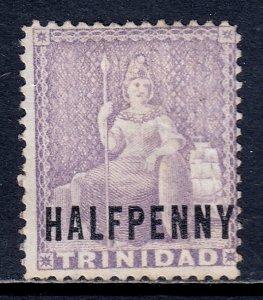 Trinidad - Scott #62 - MNG - Pencil on reverse - SCV $18