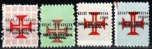 Portuguese Guinea #RA9-12 MNH CV $4.95 (X1364)