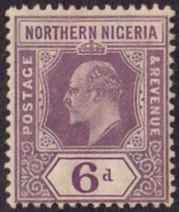 Northern Nigeria #34 Mint