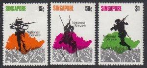 Singapore Sc 119-121, MLH/HR