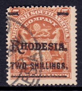 Rhodesia - Scott #93 - Used - SCV $8.50
