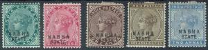 NABHA 1885 QV RANGE TO 2A