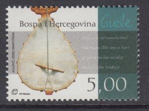 Bosnia and Herzegovina Croat Admin 141 MNH VF