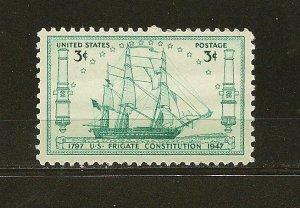 USA 951 US Frigate Constitution MNH