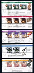 [57388] Israel 2008 Unesco World heritage from prestige booklet MNH