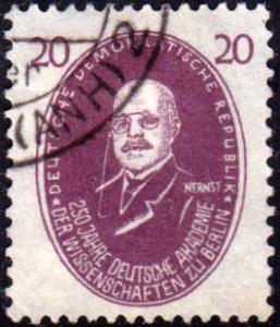 German Democratic Republic Scott 65 Used.