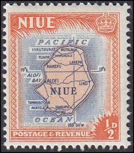 Niue Scott 94 MNH