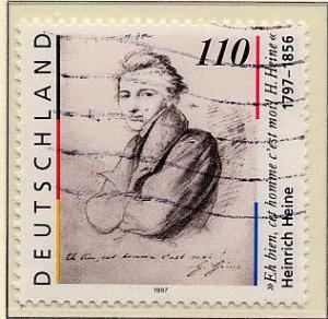Germany Bund Scott # 1984, used
