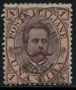 Italy #56  CV $22.00