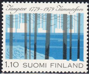 Finland #620 MNH