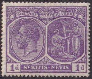 St. Kitts-Nevis #39 Mint