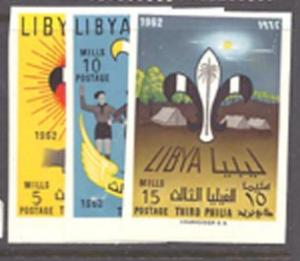 Libya 222-4 imp (M)