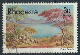 Rhodesia   SG 543   SC# 381   Used  Landscape Paintings see details