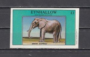 Eynhallow, issue. Elephant s/sheet. ^