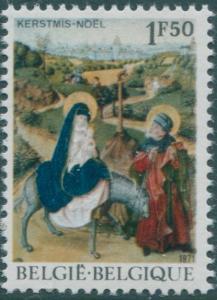 Belgium 1971 SG2249 1f.50 Christmas MNH
