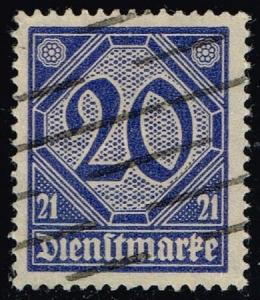 Germany #OL12 Prussian Local Official; CTO (0.25)