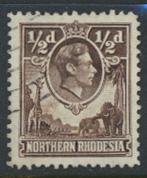 Northern Rhodesia  SG 26 SC# 26 Used - see details