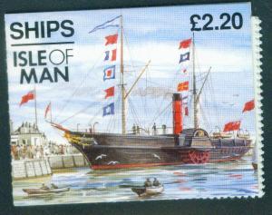 Isle of Man Scott 547a Ships