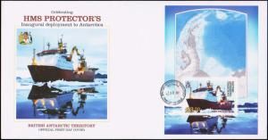 British Antarctic Territory Scott 440 Unaddressed.
