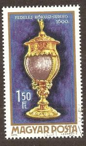Hungary 2048 - Cto-nh - Vase / Urn