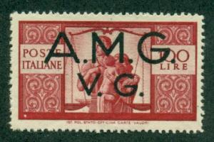 Italy-Venezia Giulia #1LN13  Mint  VF VLH  Scott $29.00