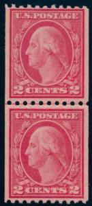 US Scott #450LP Mint, FVF, NH, PSE