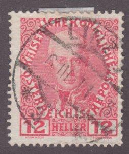 Austria 116a Franz I 1908