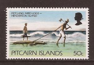 Pitcairn Islands scott #171 m/nh stock #35879