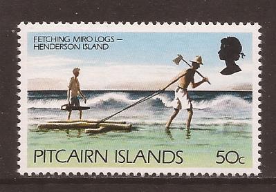 Pitcairn Islands scott #171 m/nh stock #35879
