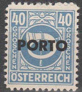 Austria #J199 MNH (K931)