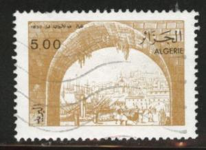 ALGERIA Scott 781 used stamp 1985