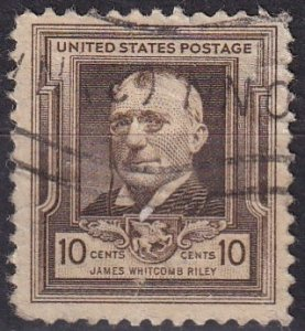 US #868 F-VF Used (V4650)
