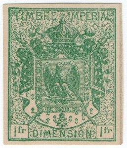 (I.B) France Revenue : Dimension 1Fr