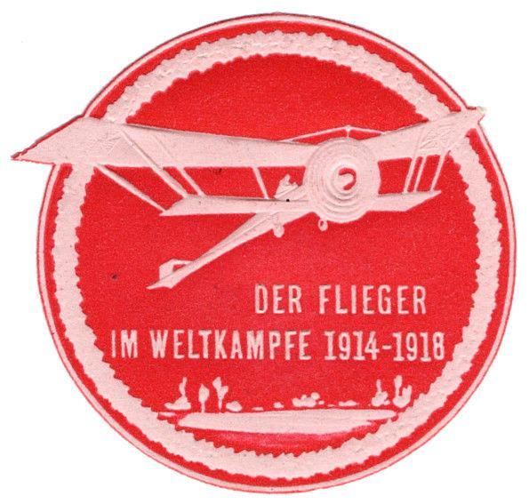 (I.B-CK) Germany (Great War) Cinderella : The Flyer