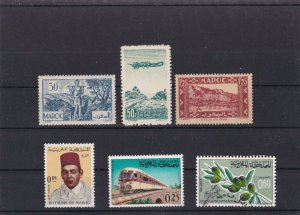 EARLY MOROCCO  STAMPS  REF R800