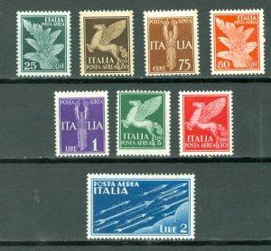 ITALY #C12-C19...SET...MNH...$10.00