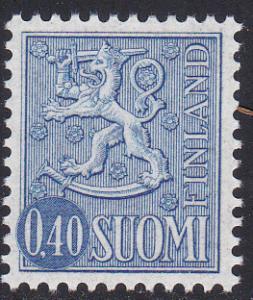 Finland # 405A, Mint NH, 1/2 Cat.
