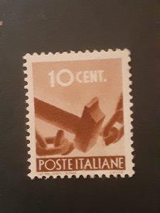 *Italy #463                   MH