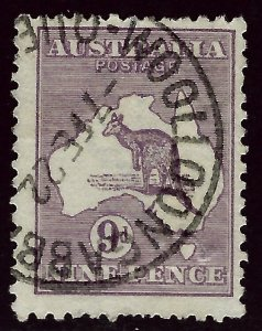Australia SC#41 Used Fine 2 sh perfs SCV$52.50...Grab a Bargain!