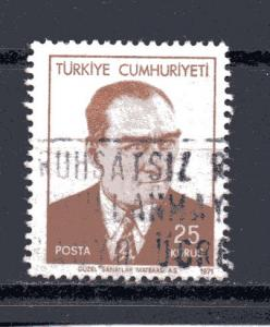 Turkey 1880 used