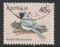 Australia SG 737 - Used  perf 12½