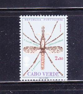 Cape Verde 326 Set MH Insects, Anti Malaria
