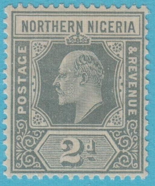 NORTHERN NIGERIA 30 MINT HINGED OG NO FAULTS EXTRA FINE