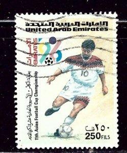 United Arab Emirates 520 Used 1996 issue    (ap3029)