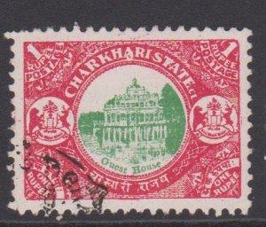 India Charkhari Sc#33 Used