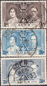 Aden #13-15 Used