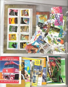 Australian Stamps Postage 200 X $1.10 $220 2 stamps Face Mint Full Gum Bulk